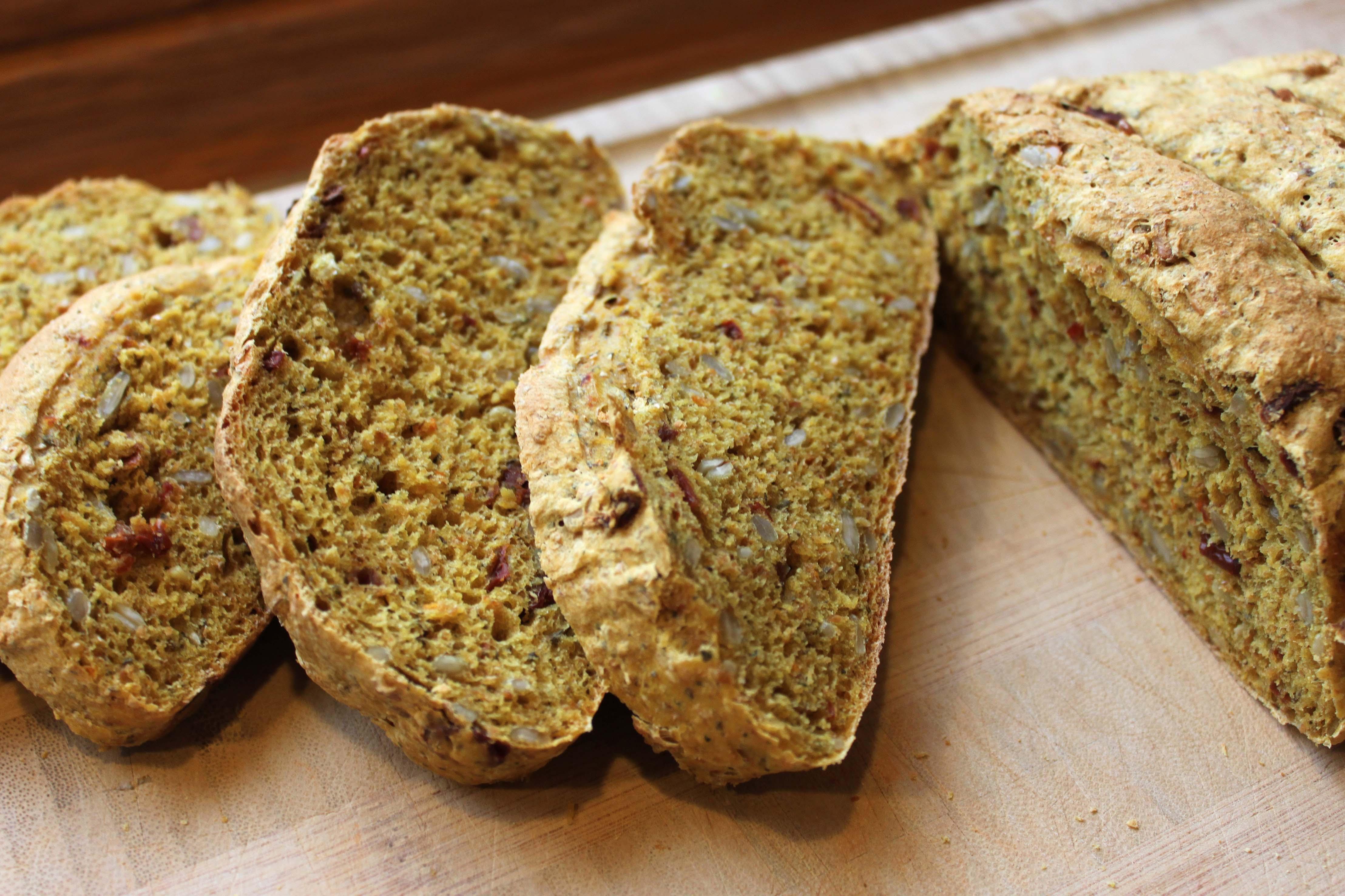 brød med sammalt hvete
